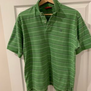 IZOD Men's polo. Size Medium.